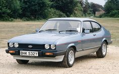 Ford Capri: Jamie Olivers Food Fight Club