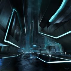Tron city
