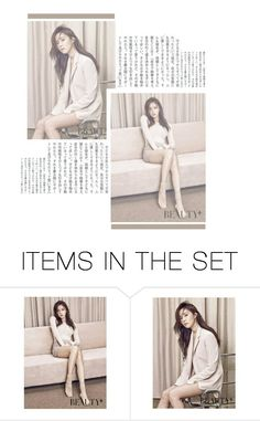 """""""Hyomin on Cover of  Beauty+ Magazine"""" by pandagirl2102 ❤ liked on Polyvore featuring art"""