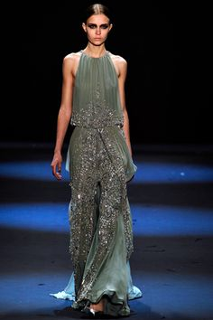 29 Fall 2011 Runway Dresses We'd Like to See at the Oscars! Naeem Khan