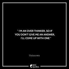 I've already come up with a hundred different answers 😭😭 . #3241 #Funny quote suggested by Chirag Malik from New Delhi⠀⠀⠀⠀⠀⠀⠀⠀⠀⠀⠀⠀⠀⠀⠀⠀⠀⠀⠀⠀⠀⠀ . ⠀⠀⠀⠀⠀⠀⠀⠀⠀⠀⠀⠀⠀⠀⠀⠀⠀⠀⠀⠀⠀⠀⠀⠀⠀⠀ #poetryofig #epicquotes #farawaypoetry #lovepoem #creativewritting #quotepage #quotestoinspire #quotesaboutlove #Quoteslover #quotesdailylife #quotelife #quotedaily #writercommunity #quoteoflove #quoteoftheday #bestquotes #instadaily