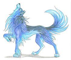 Anime Horseswolves On Pinterest Wolfs Rain Wolves And