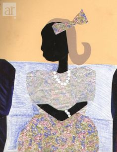 Sunday Morning by Rachelle Loubon Black Art Painting, Different Kinds Of Art, African American Artist, My Black Is Beautiful, Black Artists, Cool Art, Awesome Art, Art Pages, Art For Kids