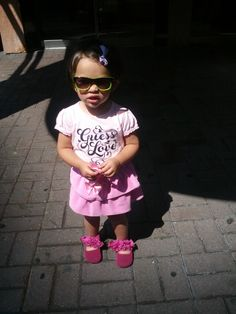 Fashion Friday featuring Guess,Please mum and cute shoes from India Put together by a toddler
