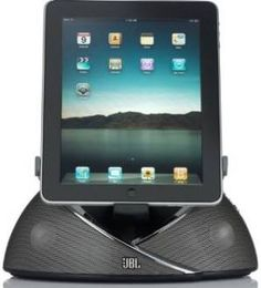 http://speakersforipad.com JBL On Beat Loudspeaker Dock for iPad, iPod, and iPhone