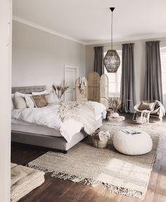 Home Interior Industrial .Home Interior Industrial Home Bedroom, Bedroom Decor, Ikea Bedroom, Beige Bedroom Furniture, Modern Bedroom, Taupe Bedroom, Simple Bedrooms, Bedroom Rugs, Girl Bedrooms