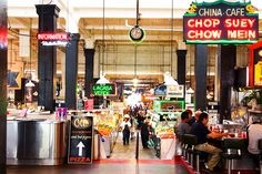 Grand Central Market: 21 Places Every Arts and Culture Lover Should Visit in Los Angeles via @MyDomaine
