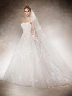 Vestido de noiva: modelos La sposa 2017