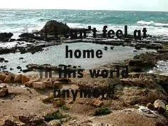 THIS WORLD IS NOT MY HOME with LYRICS - JIM REEVES (+playlist) Israel in the background. Makes me so homesick!