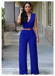 Jumpsuit Outfit, Casual Jumpsuit, Summer Jumpsuit, Denim Jumpsuit, Trousers, Blue Jumpsuits, Jumpsuits For Women, Classy Sexy Outfits, Chic Couture Online