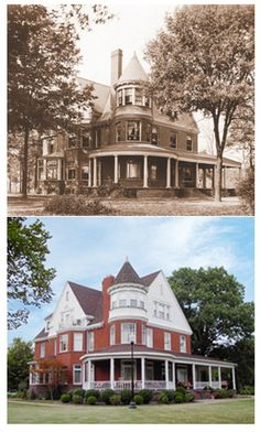 OldHouses.com - 1892 Victorian: Queen Anne - Austin Mansion - Totally Restored - On The Auction Block! in Effingham, Illinois