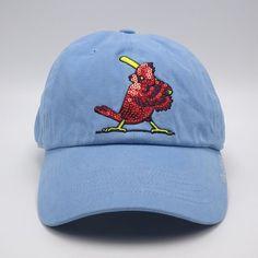 fa45bda323088 St. Louis Cardinals MLB Womans Sequined Baseball cap - 47 Brand  47Brand   BaseballCap