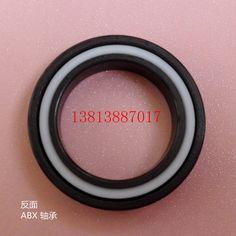 69.86$  Watch now - http://ali4h2.worldwells.pw/go.php?t=32437338611 - 6206 full SI3N4 ceramic deep groove ball bearing 30x62x16mm