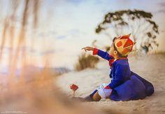Fotógrafa registra o Pequeno Príncipe (negro e brasileiro, sim!) e cria ensaio…
