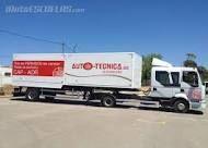 SA: transporte terrestre por carretera - vehículo articulado