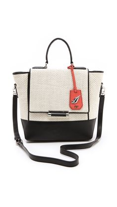 prada leather shoulder bag - Style File: Handbags & Accessories on Pinterest | Rebecca Minkoff ...