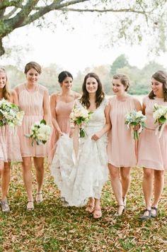 Multi Style Bridesmaid Dresses!
