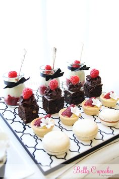 Bella Cupcakes: Afternoon tea at ours!