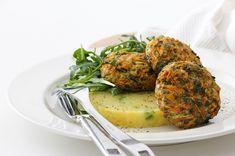 Recept: Kapustové karbanátky s italskými bylinkami Mashed Potatoes, Meat, Chicken, Dinner, Ethnic Recipes, Food, Whipped Potatoes, Dining, Smash Potatoes