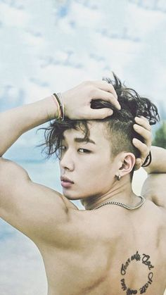 Khottie of the Week - Inked - Tattoo - iKON - Bobby Hanbin, Kim Jinhwan, Jay Park, K Pop, Pop Bands, Yg Entertainment, Ikon Instagram, Jin Won, Bobby