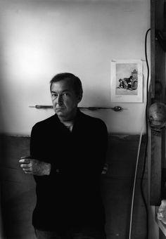 Jasper Johns, Stony Point, NY, 1980