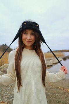 VIRKKASIN: HATTU - ohje virkattuun jämälanka hattuun Winter Hats, Crochet, Fashion, Moda, Fashion Styles, Ganchillo, Crocheting, Fashion Illustrations, Knits