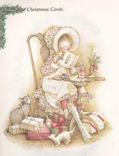 the marlowe bookshelf: Holly Hobbie's Christmas Book