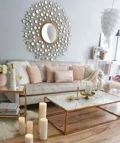 Marble accent table Accent living room decor 2019 Marble Table Marble accent table Marble and gold metal coffee table living room decor ideas cutedecor Marble Tables Living Room, Gold Living Room, Living Room Decor Colors, Living Room Coffee Table, Blue Living Room Decor, Marble Accent Table, Gold Living Room Decor, Living Room Accent Tables, Diy Living Room Decor