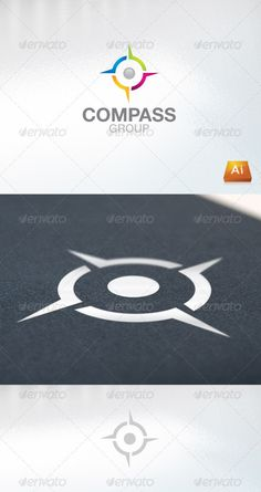 Compass Group • Available here → http://graphicriver.net/item/compass-group/666757?s_rank=85&ref=pxcr