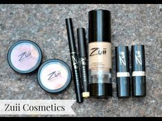 Zuii Organic Cosmetics Review   Eat. Drink. Shrink.