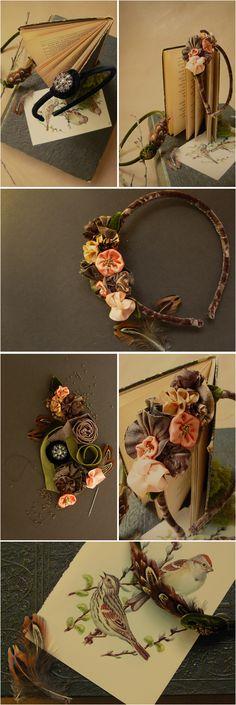 DIY Wedding Headbands
