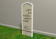 Good morning! This is our 3D sign design for Al Nakhla Residential. #AlNakhlaResidential #signage #design #wayfinding #dezigntechnic #DubaiUAE #creativity www.dezigntechnic.com