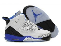innovative design 50040 ad80a Find Brand Name Air Jordan Son Of Mars White Blue Shoes online or in  Kdshoes. Shop Top Brands and the latest styles Brand Name Air Jordan Son Of Mars  White ...