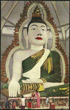 1956 Singapore :: Great Buddha Statue