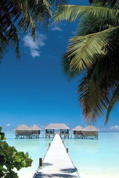 Conrad Rangali Island, Maldives...