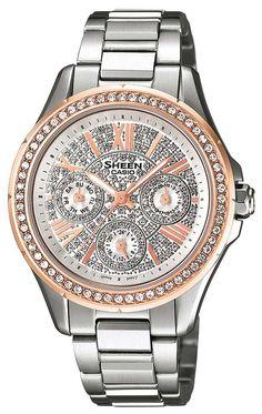 355d29a76b9d Reloj Casio mujer SHE-3504SG-7AUER