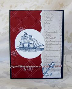 Come Sail WIth Me by meisu4 - Cards and Paper Crafts at Splitcoaststampers