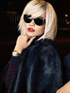 Rita Ora «DKNY» 2014