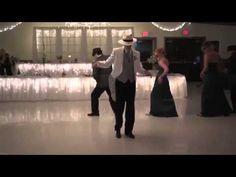 Smooth Crimina Michael Jackson Surprise Wedding Dance - YouTube