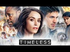 You're just in time to watch NBC's official Timeless TV show trailer. A time-travel series from Eric Kripke and Shawn Ryan, Timeless premieres Mondays at ET/PT this fall, after The Voice, on NBC. The Timeless TV series cast includes: Abigail Spenc Timeless Season 2, Timeless Series, Abigail Spencer, English Speaking Skills, Learning English Online, Matt Lanter, Improve English, Learn English, Time Travel Series