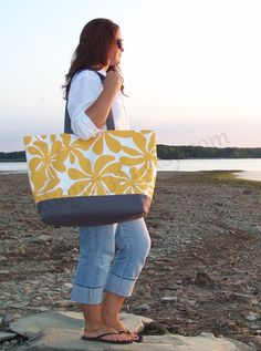 """Extra Large Beach Bags 