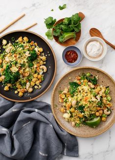 Cauliflower Turmeric Rice