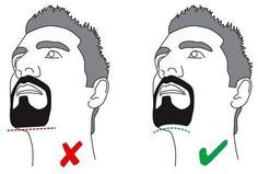 The main purpose to groom a beard is to make it look neat, clean and purposeful. Here, I present you some beard grooming tips for men . Hair And Beard Styles, Hair Styles, Goatee Styles, Trimming Your Beard, Beard Tips, Straight Razor Shaving, Beard Game, Beard Grooming, Guys Grooming