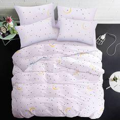 Bettwaren, -wäsche & Matratzen Bettwäschegarnituren Intelligent Bettwäsche Doppelbett Gerbera Design