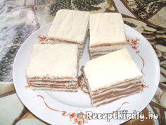 Hungarian Recipes, Hungarian Food, Vanilla Cake, Cheese, Advent, Caramel, Hungarian Cuisine