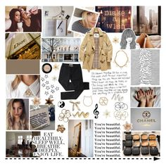 """""""but i know that i'll be happier, and i know you will too"""" by greentea-and-brownies ❤ liked on Polyvore featuring Prada, Serena & Lily, Clips, Peggy Li, H&M, Burberry, MAC Cosmetics, Topshop, Forever 21 and Bocage"""