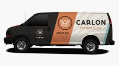 Carlon Heating & Air - Tav Calico Design