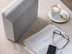The 'Copenhagen' Portable And Wireless Speaker by Vifa | Yatzer