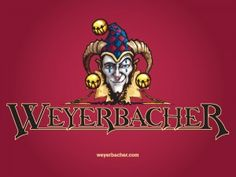 Weyerbacher's awesome new logo - love the font!