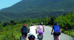 Roadbook Apulia Cycle ways.